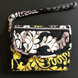 Vera Bradley Phone Wristlet/Wallet EUC